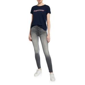 THE PIXIE ANKLE SKINNY JEAN